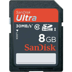 SanDisk Extreme SDHC