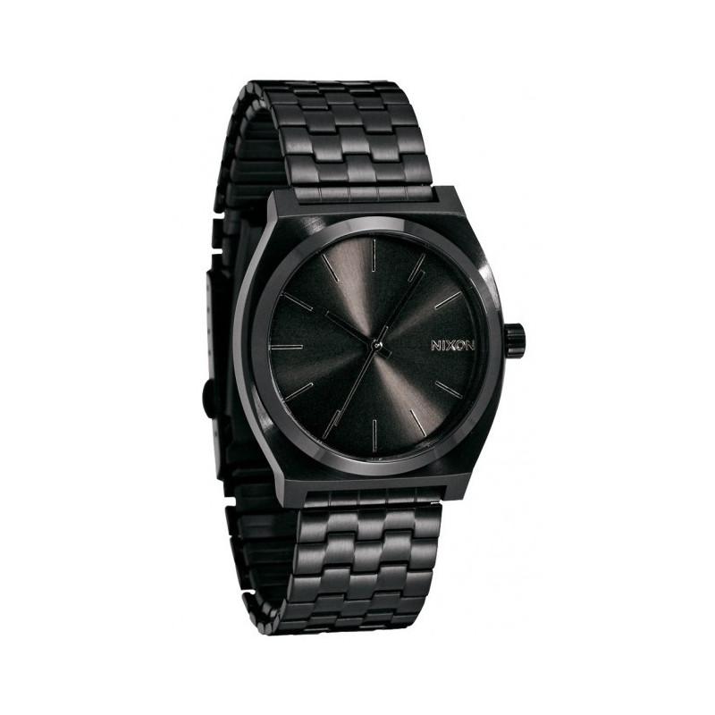Time Teller Acier All black