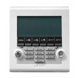 Clavier LCD avec lecteur de badge
