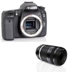 Pack EOS 100D + Lens