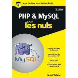 Livre PHP pour les nuls