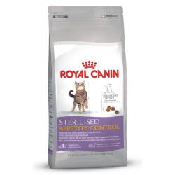 Croquettes pour chat - Royal Canin/Sterilised Appetite Control