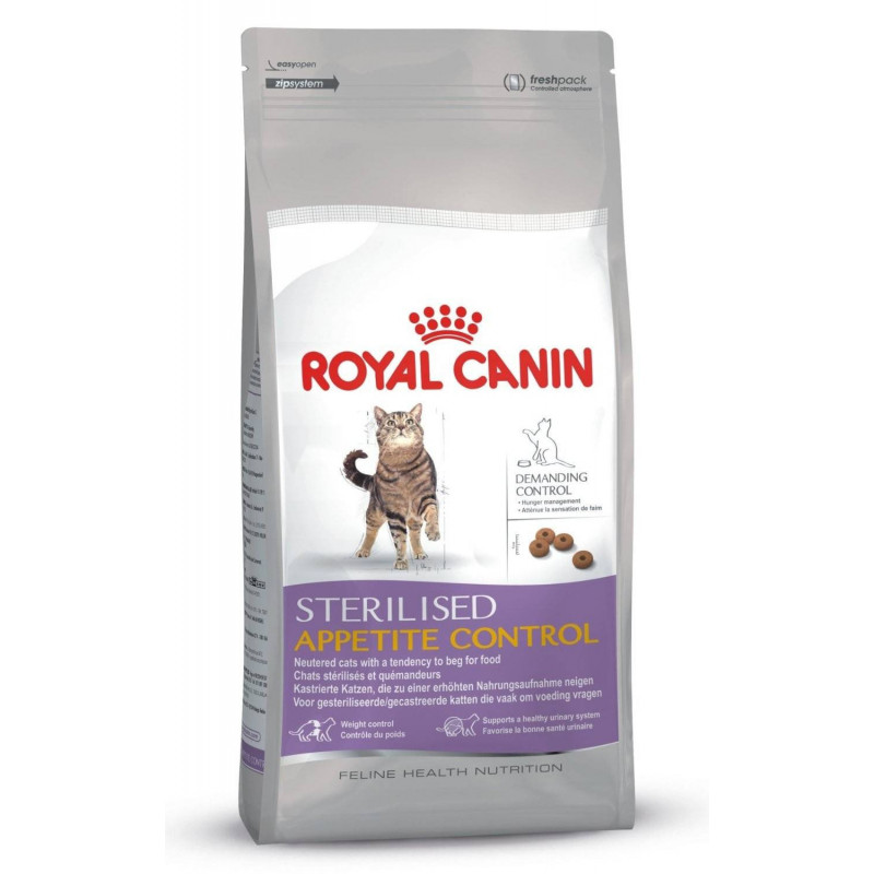 Cat food - Royal Canin/Sterilised Appetite Control