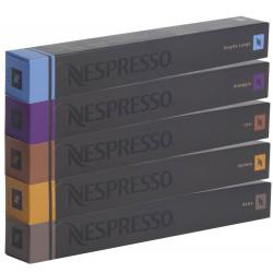 50 Nespresso capsules Pack