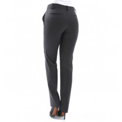 Women Straight Pants Pure Wool SUPER 150'S