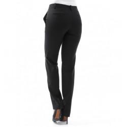 Women Straight Pants Pure Wool SUPER 150'S