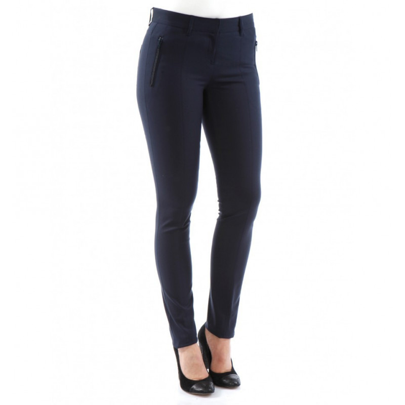 Women Pants  Stretch Cotton Mixed