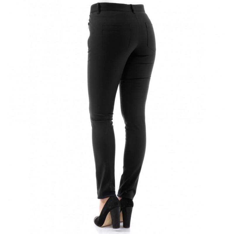 Women Pants  Stretch Cotton Mixed