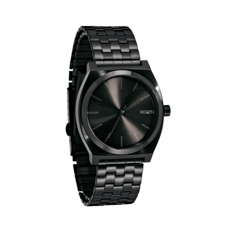 Time Teller Acier All black