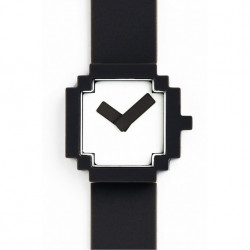 Icon watch Black